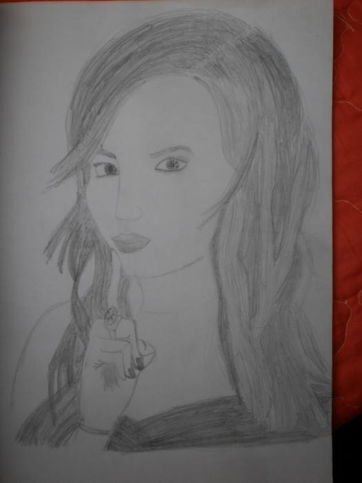 Demi Lovato by piinky